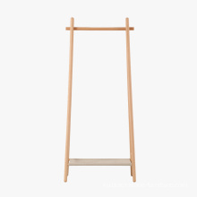 Hîndanê Hanger Wooden Coat Rack