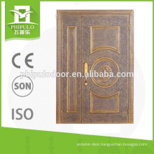 Hot sale one and half bullet proof door made in China