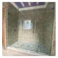 Precios de vidrio templado para la partición de cortinas de ducha de baño