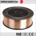 Mild steel copper coated welding wire ER70S-6