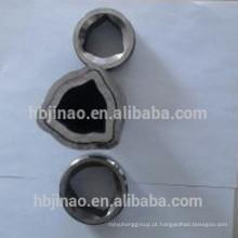 Tubo de aço triangular sem costura desenhado a frio utilizado para o eixo PTO agrícola