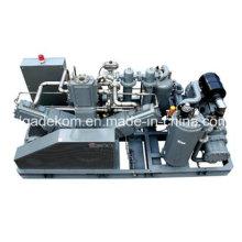 Compresseur d'air à haute pression de combinaison de deux étapes pour l'animal de compagnie (KSP90 / 55-30)