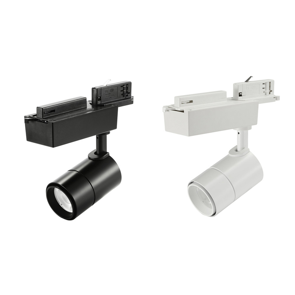 led track light 15W White or Black