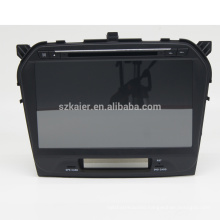 Factory Touch screen 2 din Car dvd Player Audio SuzuKi Grand Vitara Auto Parts With TV Tuner ATV Reversing Camera Bluetooth