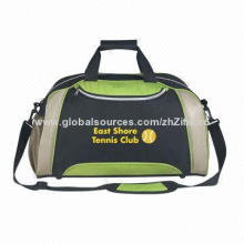 600D polyester waterproof duffel bag