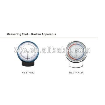 Optical Radian Apparatus For Measuring