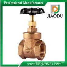 CNC bem definido boa venda de alta qualidade dn150 cw617n válvula de porta de latão para água