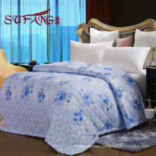 Factory Directly printed Summer quilts cheap and fine Luxury Comfortable