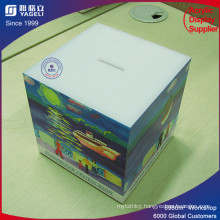 Chinese Made Customized Acrylic Donation Box