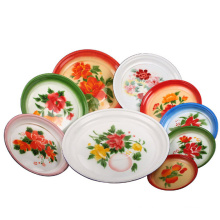2015 High Quality Enamel Trays/ Enamel Plate