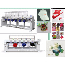 New model Used 8 Head Computerized commercial Cap Embroidery Machine Price