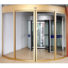 Th-R9 Automatic Curved Door System