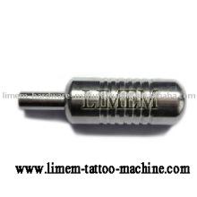 Poignée de tatouage en acier inoxydable