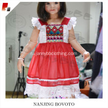 JannyBB girl frock fancy smoking dress