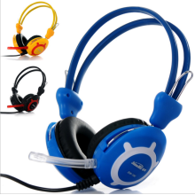 Over-Ear Headphones With Volume Control for Laptop