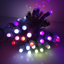 Ws2811 12V Pixel LED SMD5050 Гибкая 5мм светодиодная строка