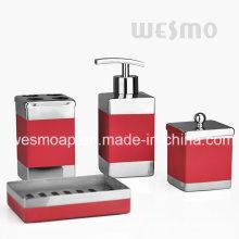 Forma retângulo aço inoxidável acessório de banho (wbs0809c)