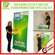 Werbung Roll Up Banner