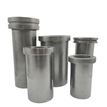 High-purity molten gold graphite crucible has high temperature resistance and excellent price