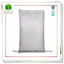 Recycling 50kg PP gewebte Zement Verpackung Taschen