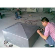 Feuille rigide de PVC d'usine