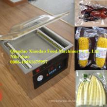 Table-Top Einzelkammer Lebensmittel Vakuum Verpackungsmaschine