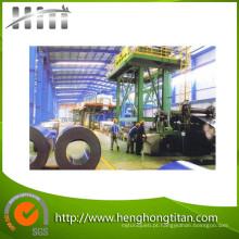Cor de chapa de aço revestida de linha de produção