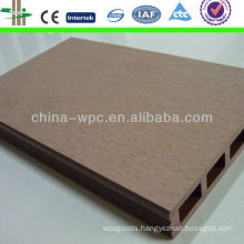 wpc laminate decking outdoor
