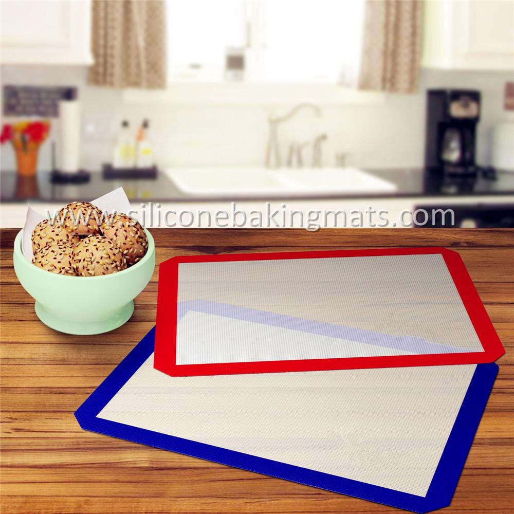 Professional Silicone Non Stick Baking Mat 2 Pcsset
