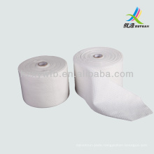 spunlace embossed nonwoven soft wiper roll cleaning roll
