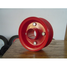8*2.50-4 Rubber Wheel Rim, Rubber Wheel, Wheel