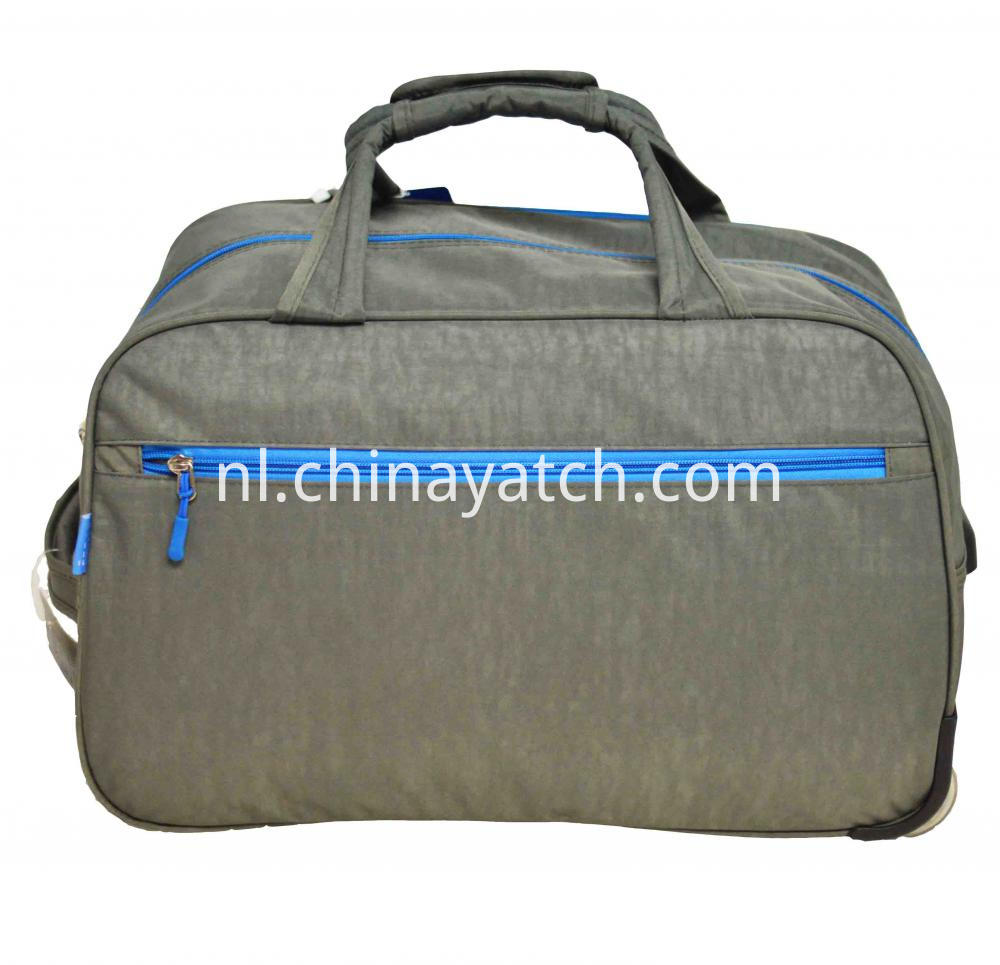 Unisex Outdoor Trolley Bag