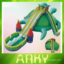 2014 enfants Outdoor Crazy Fun Inflatable Castle