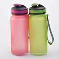 650ml Painting Personalized Plastic Water Bottle, BPA Free Tritan Bottle
