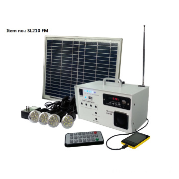 DC12v Solar Rechargeable Light