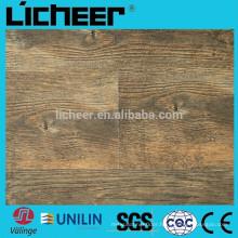 formaldehyde-free dry back/living room tiles/valinge 5G/removable vinyl flooring