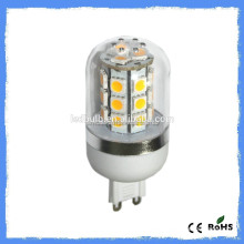High lumens mini G9 led light bulbs hig light G9 led light bulbs