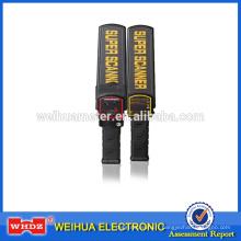 Détecteur portatif de détecteur de métaux MD3003B Détecteur de métaux portatif