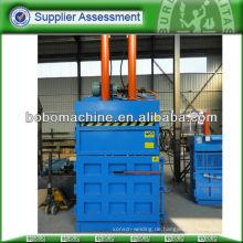 20T Vertikalballenpresse für Abfallkarton