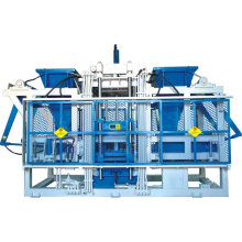QFT12-15Pavimento máquina de tijolos vazios