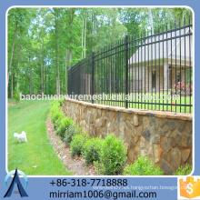 Baochuan fabulosa venta caliente cerca de acero / hierro forjado / cerca de aluminio