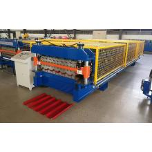 double couche EU Tr18 machine de profilage
