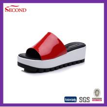 Sandalias de cuña para mujer