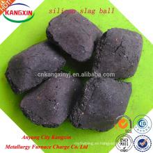 Bola de escoria de briquetas / Briquetas de silicio de hierro