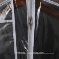 Personalizado impreso plástico vestido de novia ropa bolsas traje bolsas WB12