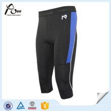 Mesh Compressed Laufhose Gym Wear für Männer