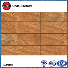 Exterior stone tiles for house walls