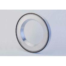 Roda de moagem traseira para Wafer de silicone