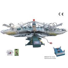 Máquina de impresión de pantalla automático YH textil (serigrafía)
