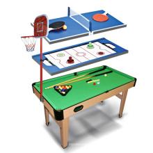 Multi juegos de juguete 4in1 mesa de billar (h7812077)